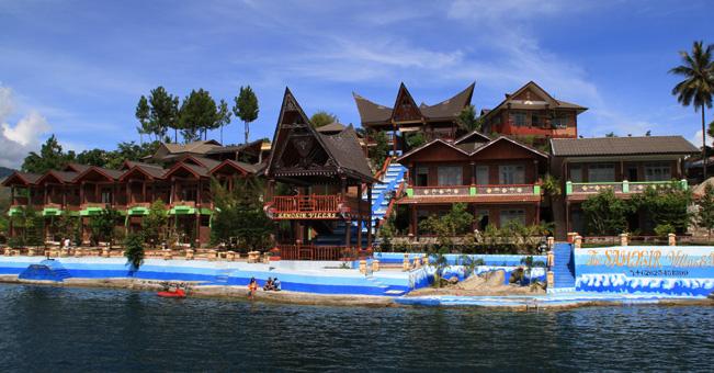 Welcome To Samosirtourism Com Hotel Lake Toba Samosir